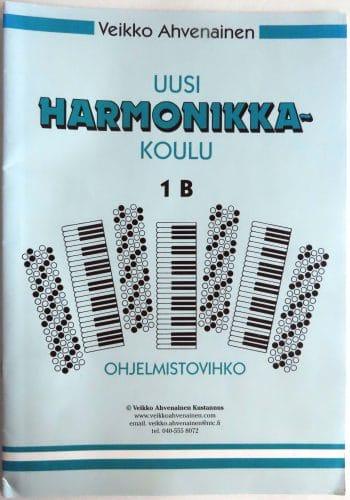 Harmonikkakoulu 1B